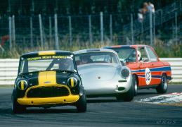 Vintage Racing/Portland International Raceway