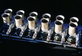 Ferrari GTO air horns