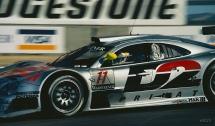 FIA GT Mercedes/Laguna Seca, Monterey, CA
