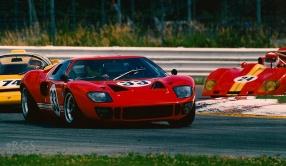 Ford GT40/Portland International Raceway